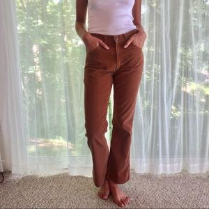 Vintage Straight Leg Corduroy Levi's